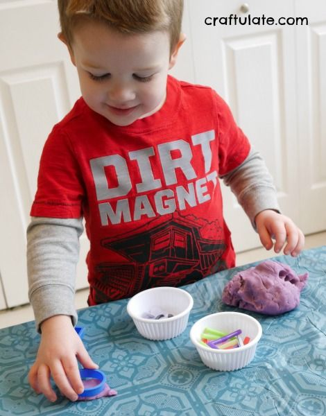 Slow Cooker Play Dough
