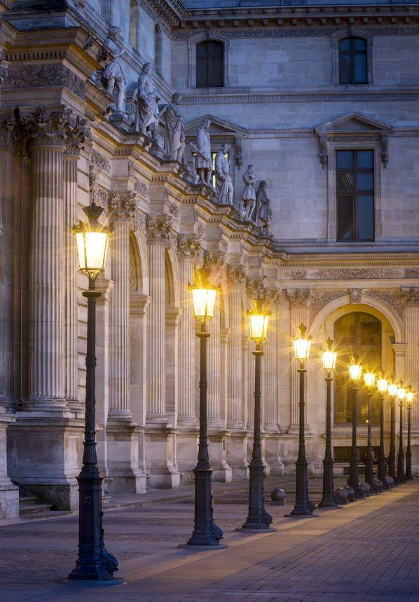 Louvre. Paris, France.