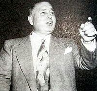 """Guarino """"Willie"""" Moretti, also known as Willie Moore (February 24, 1894 – October 4, 1951), was a notorious underboss of the Genovese crime family and a cousin of the family boss Frank Costello."""