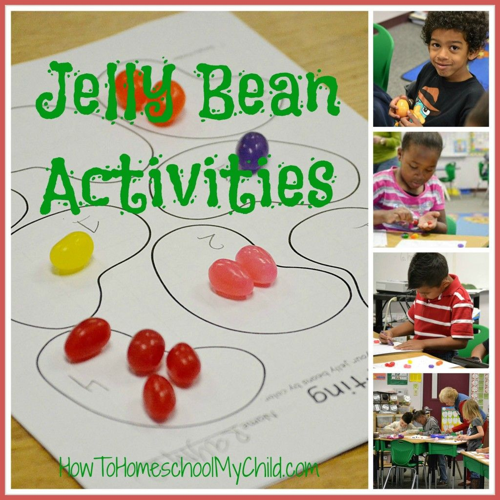 National Jelly Bean Day Is April 22 Homeschool Fun