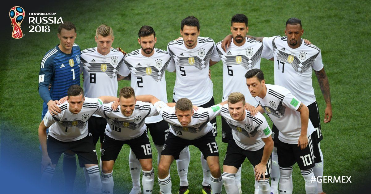Germany World Cup 2018 Fifa Germany Vs World Cup