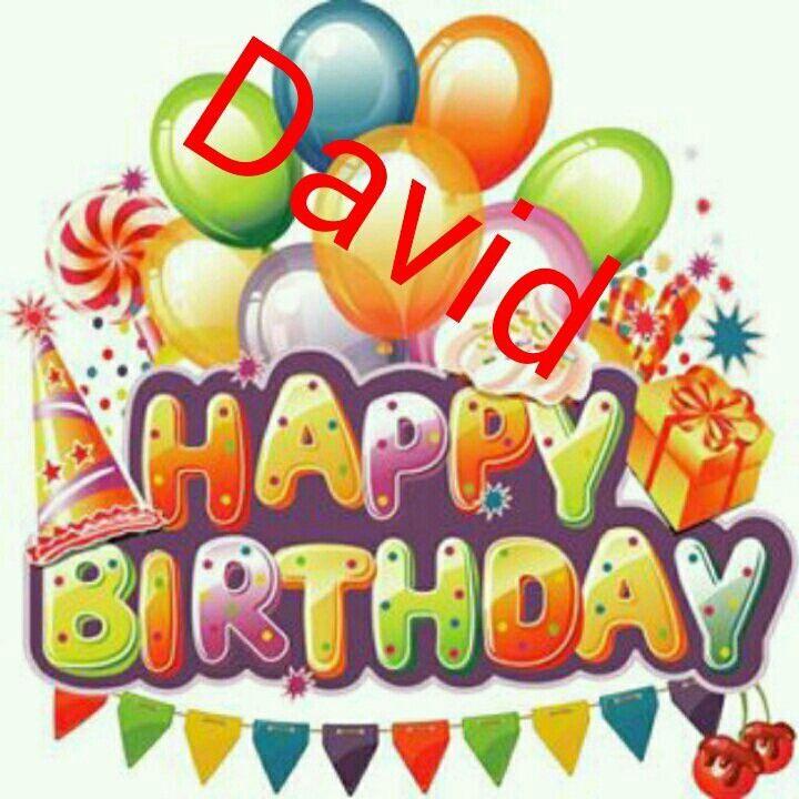 Happy Birthday To A Wonderful Grandson David Happy Birthday