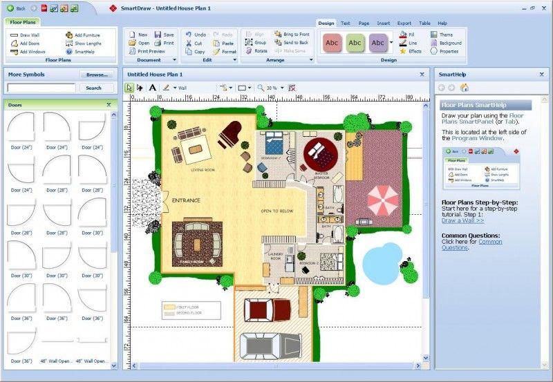 Smart Virtual Design A Room Free Home Design Software Room Layout Planner Room Planner