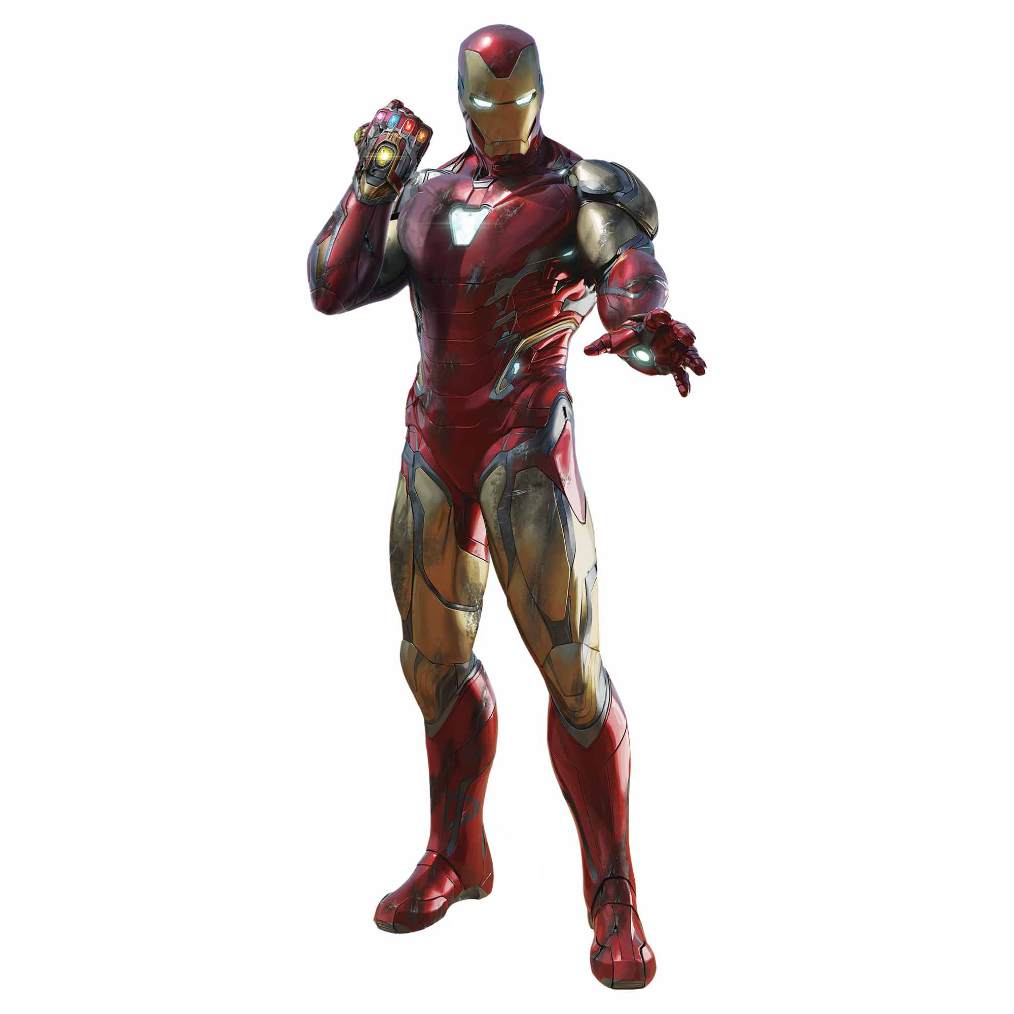 Official Licensing And Promo Art Of Iron Man With The Infinity Gauntlet Iron Man Avengers Marvel Iron Man Iron Man
