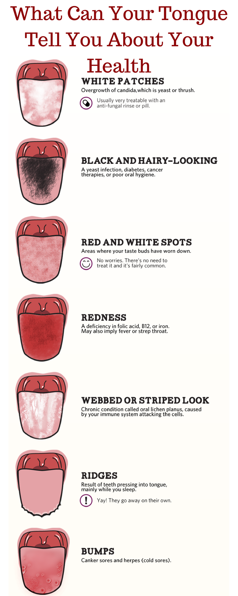 How to Have a Healthy Tongue