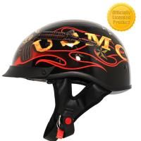 Outlaw T 72 Dual Visor Officially Licensed Marine Corps