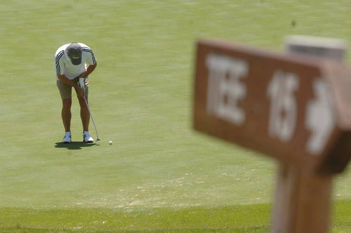 Torneo de golf LA PROVINCIA/DLP