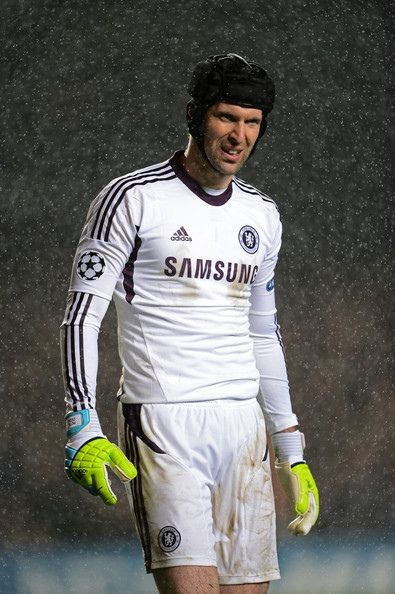 Petr  Cech of  Chelsea  71861d5a3