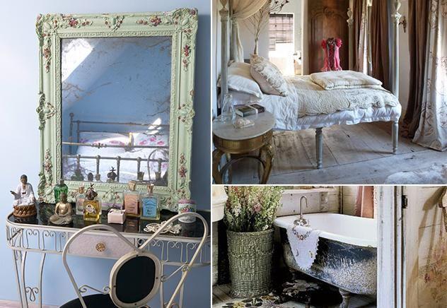 Decoracion country estilo vintage - estilo vintage decoracion
