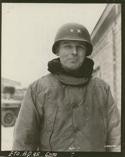 """An Informal Portrait Of Maj. Gen. Maxwell D. Taylor"