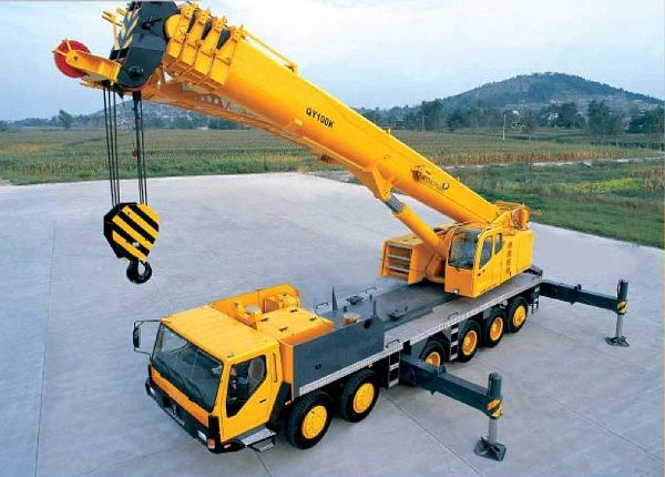 Different Types Of Mobile Cranes And Their Purpose Crane