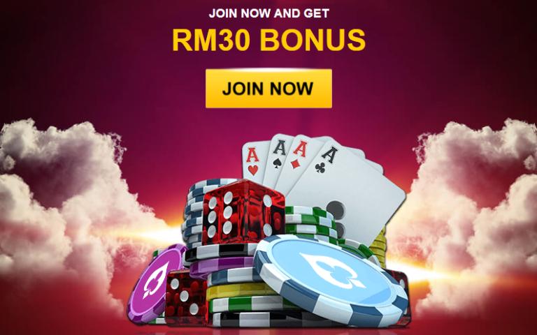 EMPIRE777-sign-up- bonus-RM30 | Free | Casino bonus, Online