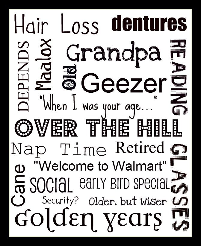 Funny 50th Birthday Wishes Quotes: Over The Hill Party