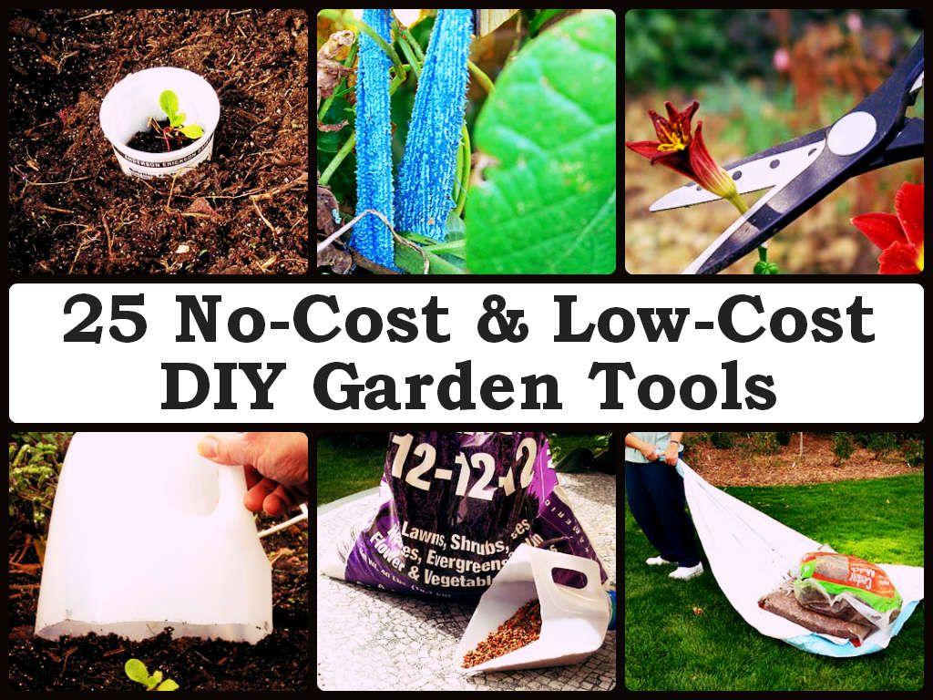 Low-Cost-DIY-Garden-Tools