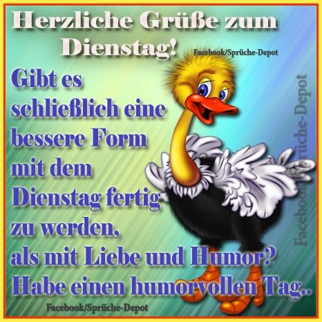 Pin Von Angela Oer Auf Wochentage Guten Morgen Dienstag