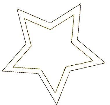 sternvorlage zum malen basteln pinterest sterne malen sterne zeichnen und ausmalbild stern. Black Bedroom Furniture Sets. Home Design Ideas