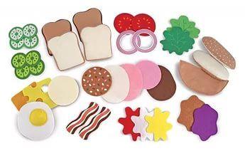 Как сделать игрушечные продукты фото 13