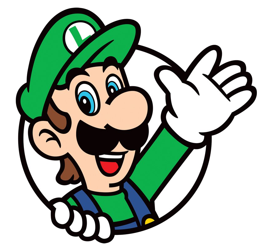 Luigiart6 Png 852 812 Mario Bros Party Mario Super Mario Bros Party