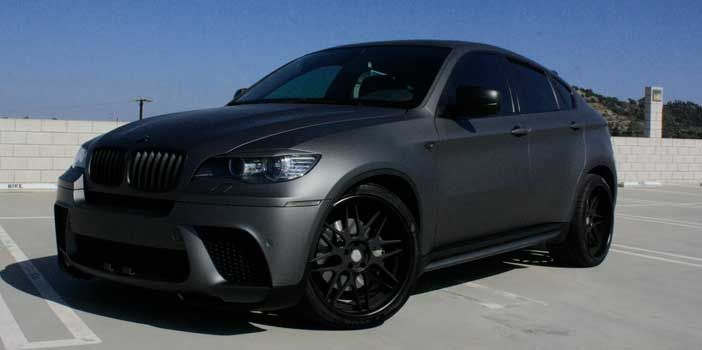 You Will See The Details Of Every Components On Those Bmw X6 Matte