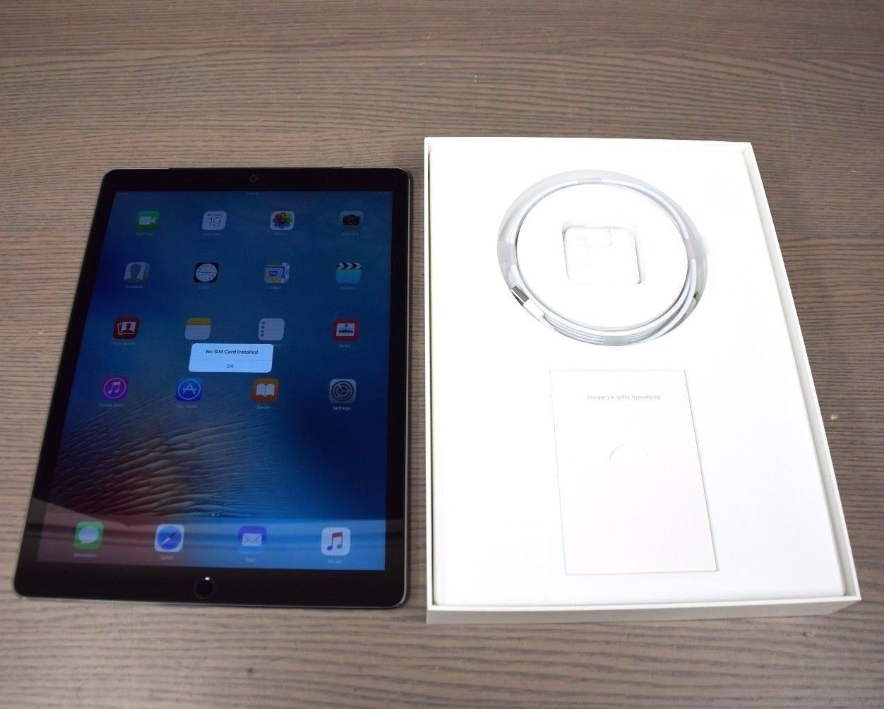 "Apple iPad Pro A1652 ML3T2LL 256GB 12.9"" Tablet (AT&T) NO RESERVE!!!!!!!!!!!!!!! https://t.co/kDs5k8iqBK https://t.co/vKUQWgWqsB"