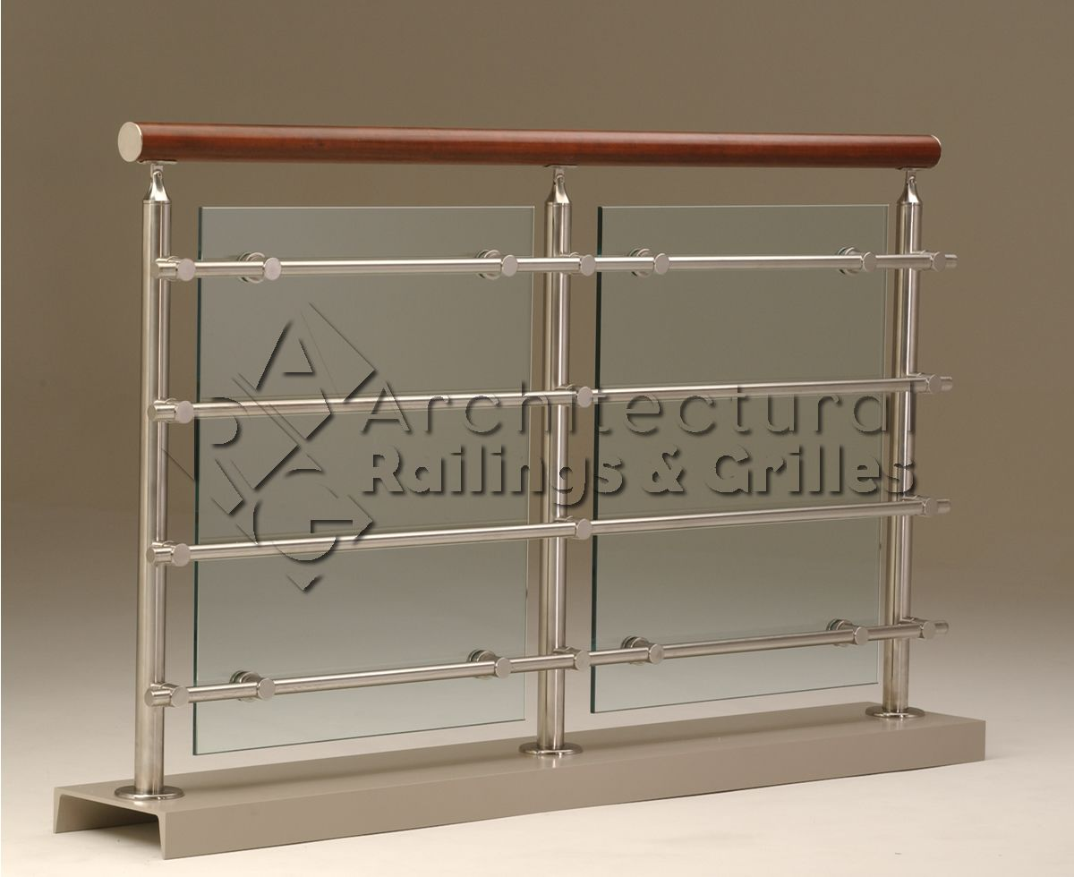 glass railings Glass Railing Systems Glass rail examples