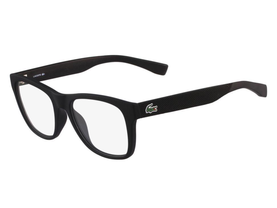 afa584ebf9 Lacoste Armazón Unisex Color Negro | Accessories | Lentes lacoste ...
