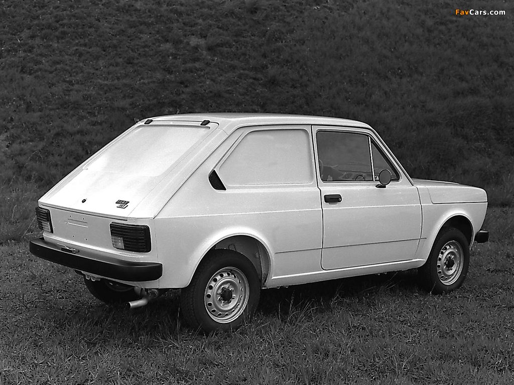 Fiat 147 Furgao 1977 81 Images With Images Fiat Commercial