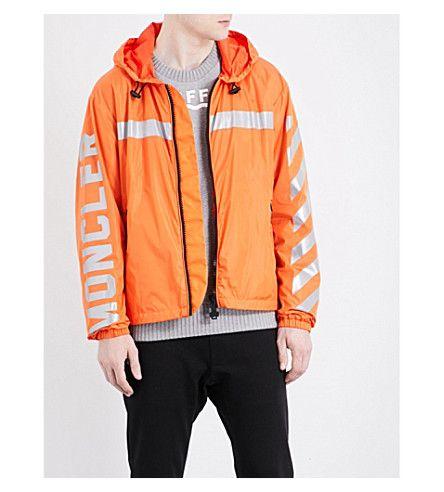 04294e3c1 MONCLER Moncler X Off-White Rain Jacket. #moncler #cloth #coats ...