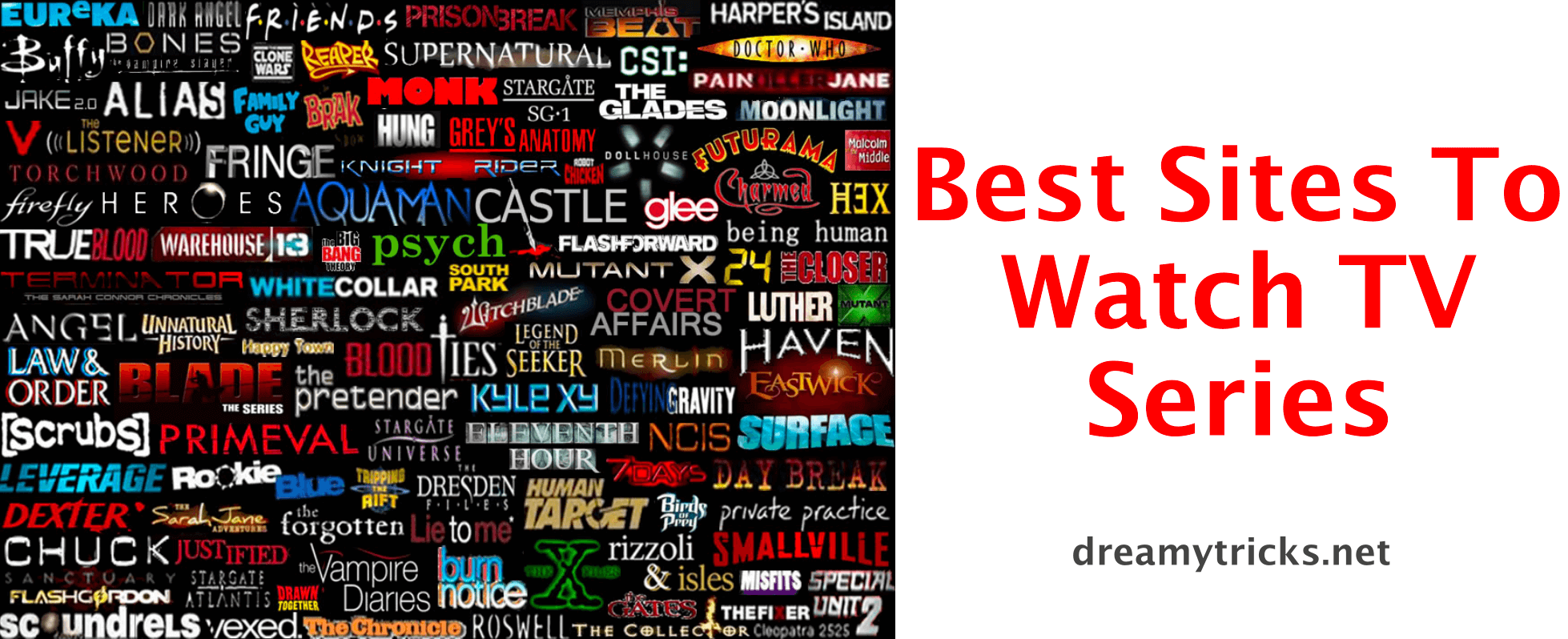 Best Sites To Watch Series Online For Free 2018. | Dreamy Tricks ...