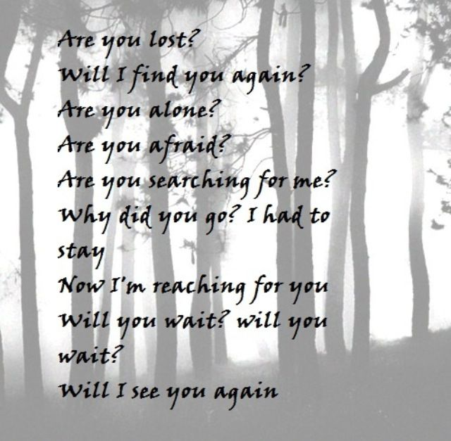 Hymn For The Missing Red Cool Lyrics Favorite Lyrics Lyric