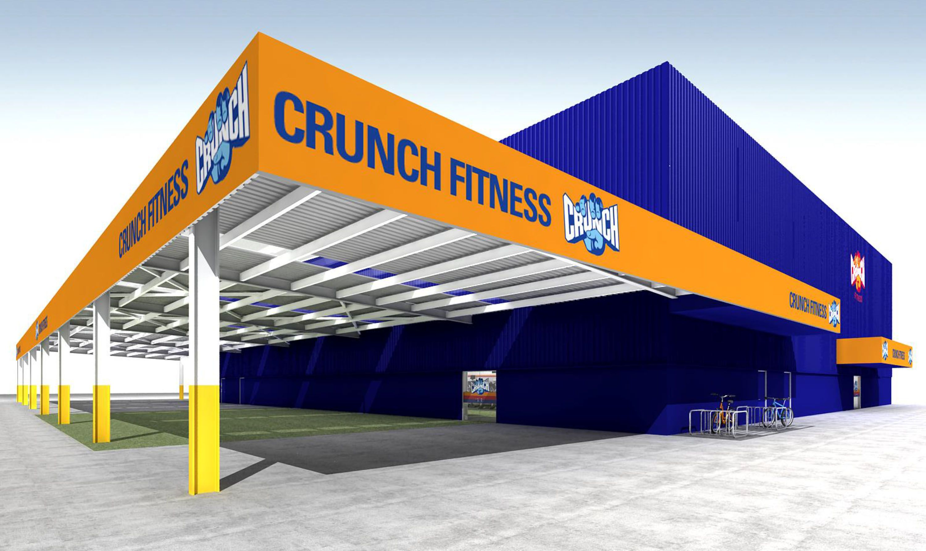Crunch is a Gym that believes in providing the perfect ...