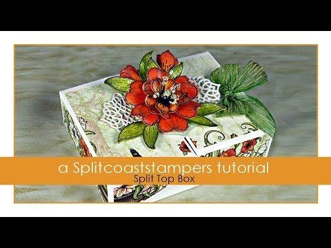 Split Top Box