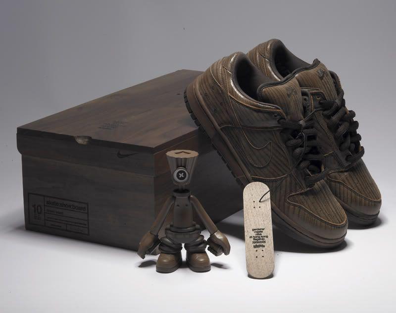 Sneaker Spotlight: Michael Lau x Nike SB Dunk Low Pro   Nike