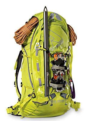 Eddie bauer first ascent backpack