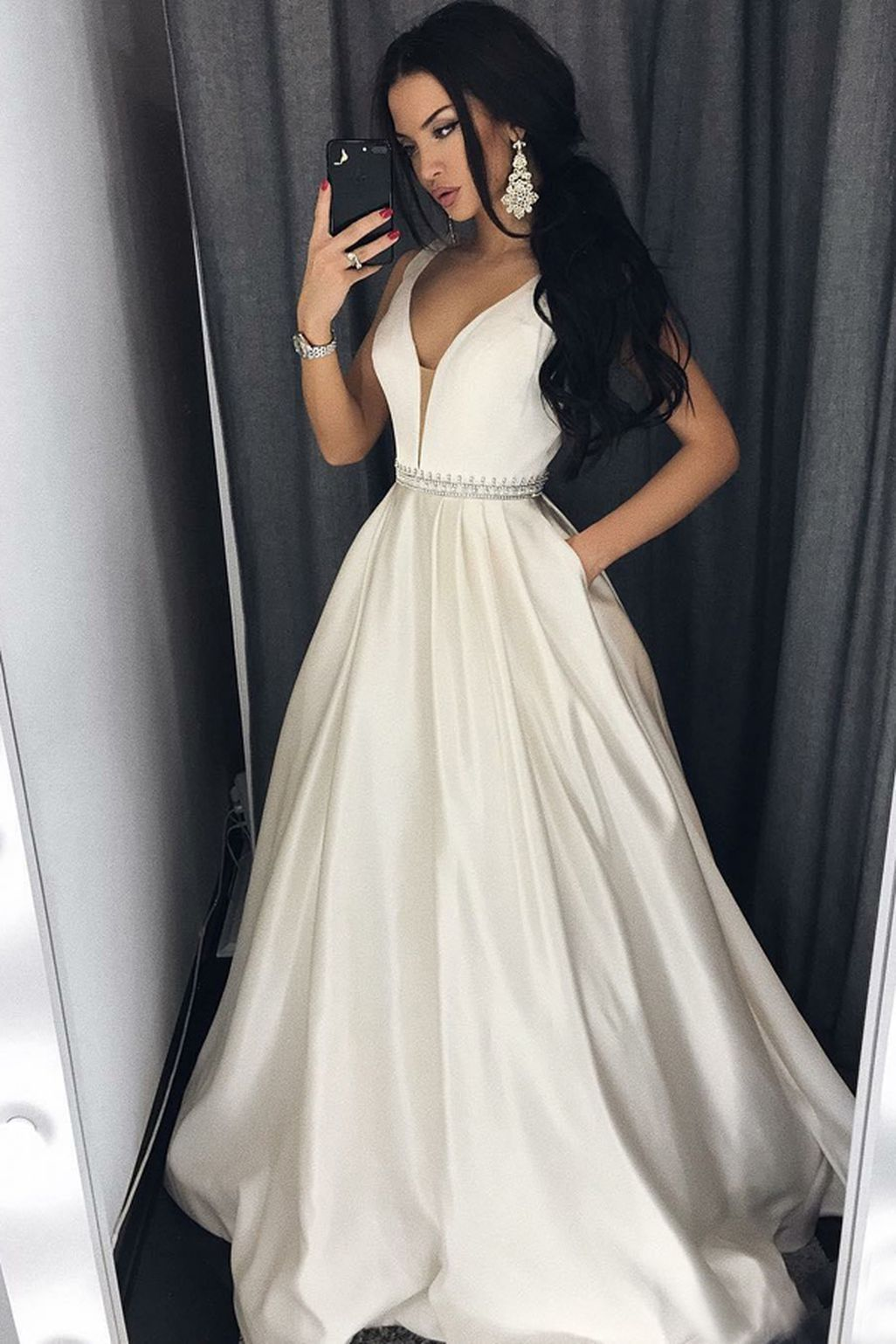 Cool simple spring wedding dress trends ideas more at