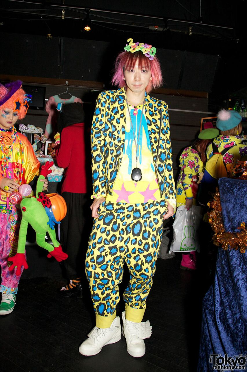 Harajuku Fashion Walk Halloween - Party & Snaps | Blazers ...