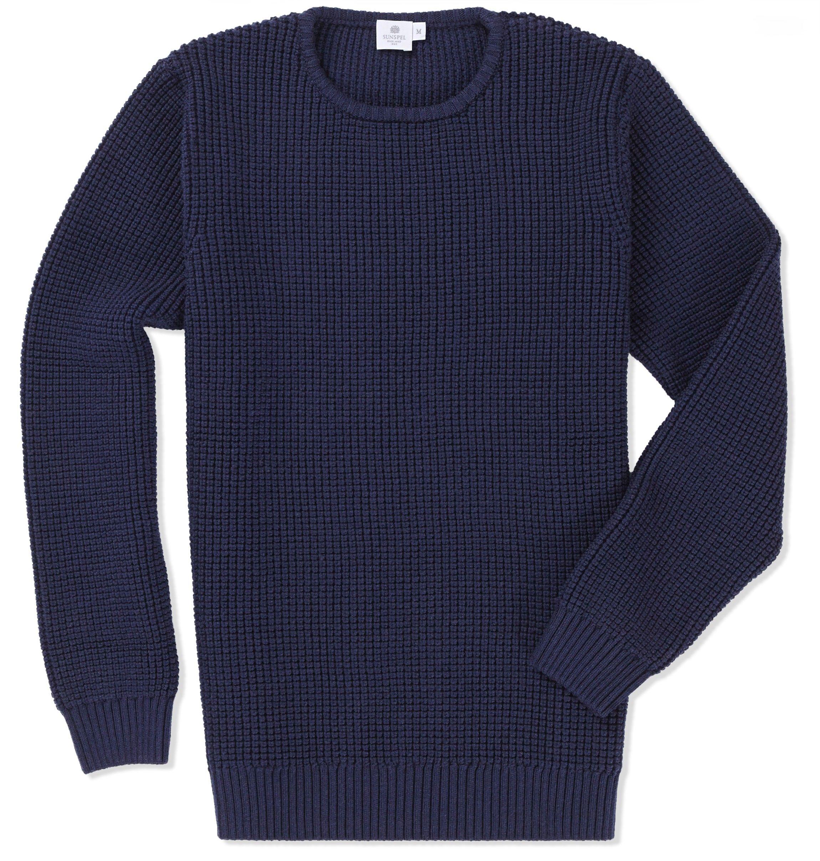 e241d0d0d0d268 Sunspel Fisherman's Knit - Knitwear - Mens | style | Gents fashion ...