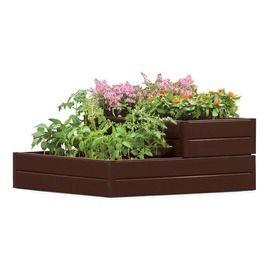 Planter Box Raised Garden Kits Raised Garden Beds Tiered Garden