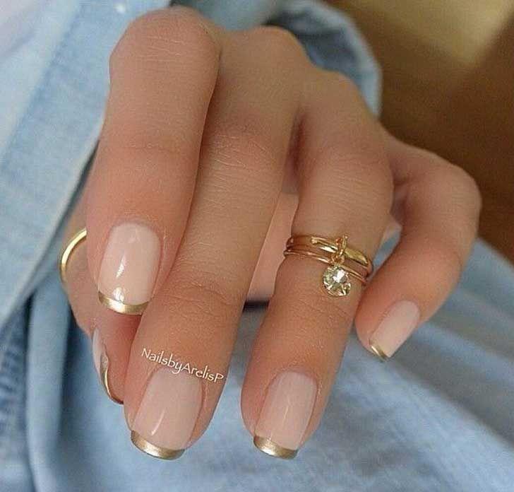 16 increíbles ideas para embellecer tus uñas   Manicure, Nail ...
