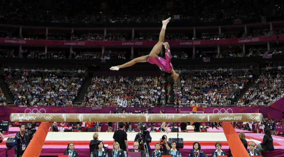 olympic beam Olympics