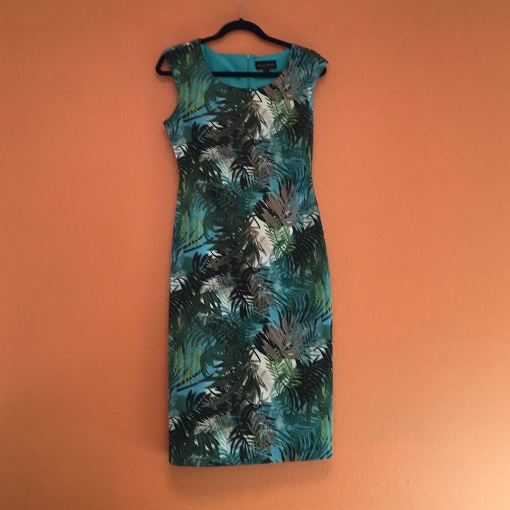 Palm print midi dress palm print midi dresses and palm