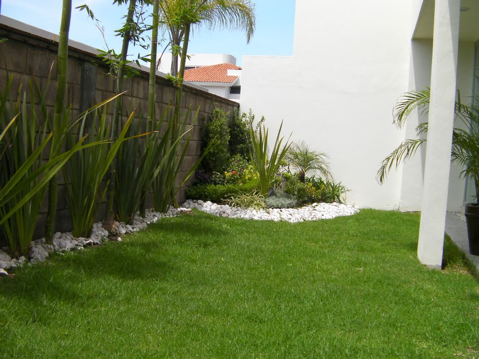 jardin casa en condominio residencial en venta en