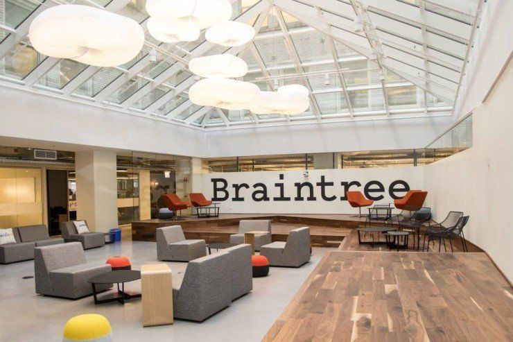 a look inside braintree s cool new chicago office chicago rh pinterest co uk commercial interior design firms chicago il commercial interior design firms chicago