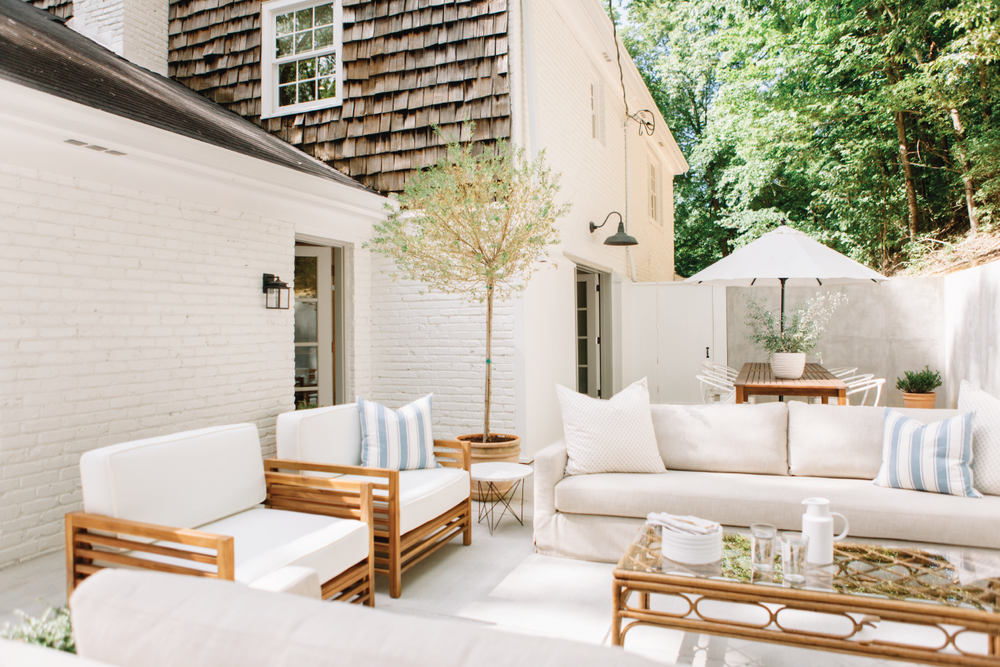 outdoor living — Pencil & Paper Co.