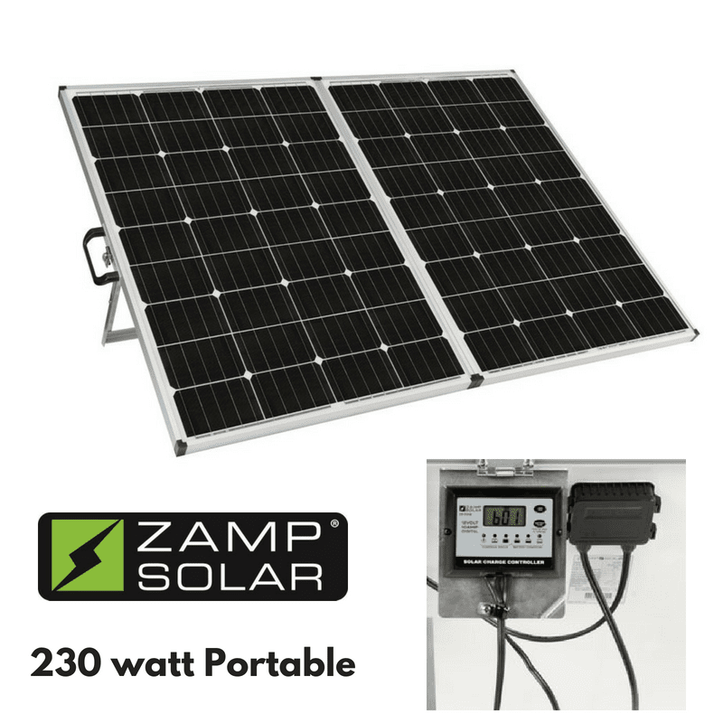 Zamp Portable Solar Charging System Best Solar Panels Solar Solar Panels