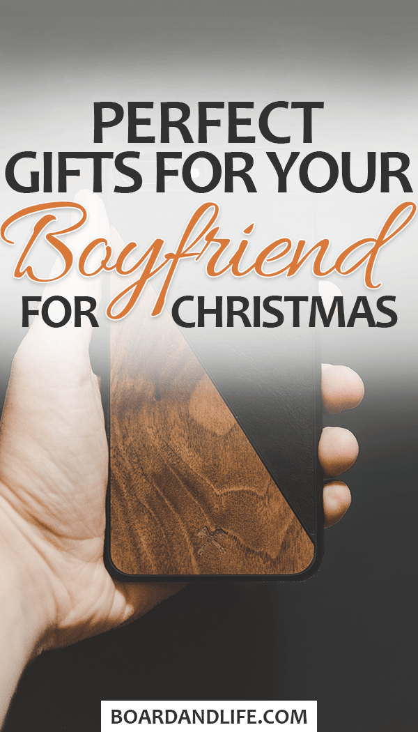 23 Perfect Gifts For Your Boyfriend For Christmas Christmas