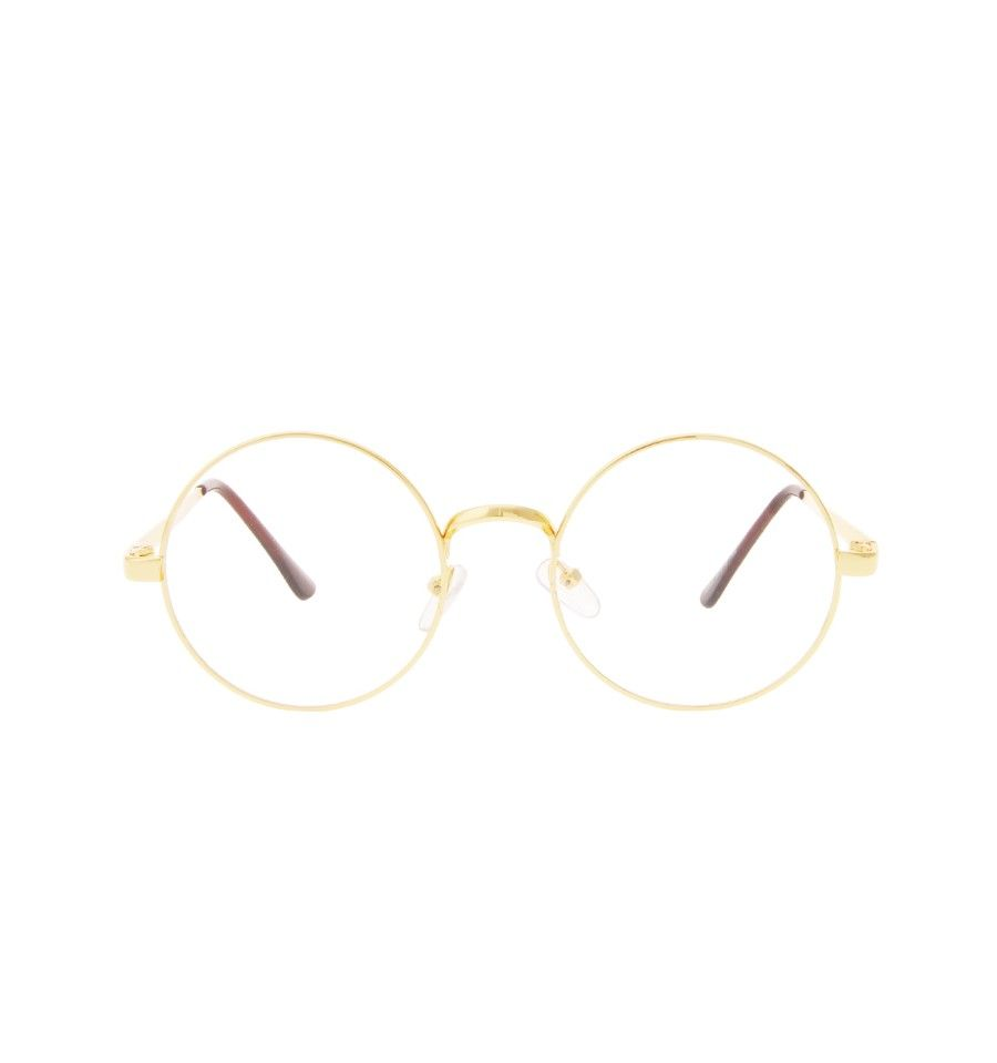 Scylla Glasses Prescription Lenses Curved Nose