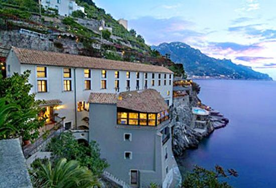 Revello Italy Amalfi Coast Hotels Best Western Italian