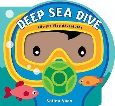 Deep sea dive #(lift-the-flap #adventures),  View more on the LINK: http://www.zeppy.io/product/gb/2/391081810155/