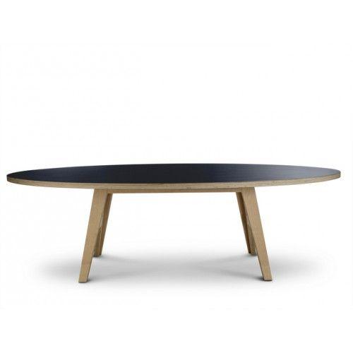 Ovaler Design Tisch Farbe Schwarz Design Tisch Tisch Ovaler Tisch